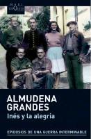 Cover-Bild zu Inés y la alegría von Grandes, Almudena