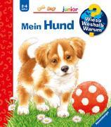 Cover-Bild zu Mennen, Patricia: Wieso? Weshalb? Warum? junior: Mein Hund (Band 41)