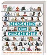 Cover-Bild zu Menschen der Geschichte von Reit, Birgit (Übers.)