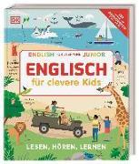 Cover-Bild zu Englisch für clevere Kids von Booth, Thomas