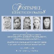 Cover-Bild zu Festspiel der deutschen Sprache, Vol. 8: Neun Nonnen fliehen (Audio Download) von Hochhuth, Rolf