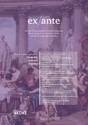Cover-Bild zu Bernet, Stephanie (Hrsg.): ex ante 01/2017 Sexualität