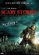 Cover-Bild zu Scary Stories to tell in the Dark von Guillermo del Toro, André Øvredal (Reg.)