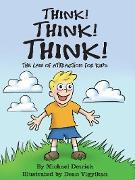 Cover-Bild zu Think! Think! Think! (eBook) von Detrick, Michael