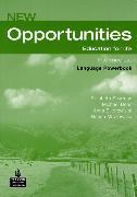 Cover-Bild zu Intermediate: NEW Opportunities Intermediate Language Powerbook (with CD-ROM) - New Opportunities von Dean, Michael