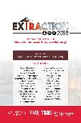 Cover-Bild zu Extraction 2018 (eBook) von Wang, Shijie (Hrsg.)