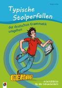 Cover-Bild zu Typische Stolperfallen der deutschen Grammatik umgehen von Lascho, Birgit