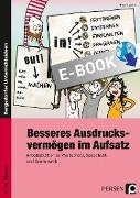 Cover-Bild zu Besseres Ausdrucksvermögen im Aufsatz 8.-10. Kl (eBook) von Lascho, Birgit