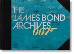 """Cover-Bild zu Das James Bond Archiv. """"No Time To Die"""" Edition"""