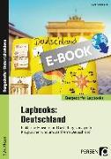 Cover-Bild zu Lapbooks: Deutschland - 3./4. Klasse (eBook) von Kirschbaum, Klara