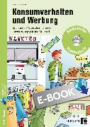 Cover-Bild zu Konsumverhalten und Werbung (eBook) von Kirschbaum, Klara
