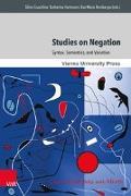 Cover-Bild zu Cruschina, Silvio (Hrsg.): Studies on Negation