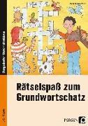 Cover-Bild zu Rätselspaß zum Grundwortschatz - 1./2. Klasse von Finkenstein, Josephine