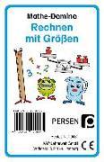 Cover-Bild zu Mathe-Domino: Rechnen mit Größen von Finkenstein, Josephine