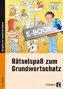 Cover-Bild zu Rätselspaß zum Grundwortschatz - 1./2. Klasse (eBook) von Finkenstein, Josephine