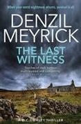 Cover-Bild zu Meyrick, Denzil: The Last Witness