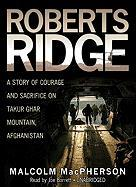Cover-Bild zu MacPherson, Malcolm: Roberts Ridge: A Story of Courage and Sacrifice on Takur Ghar Mountain, Afghanistan