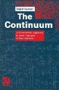 Cover-Bild zu The Continuum (eBook) von Taschner, Rudolf