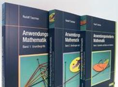 Cover-Bild zu Anwendungsorientierte Mathematik für ingenieurwissenschaftliche Fachrichtungen von Taschner, Rudolf