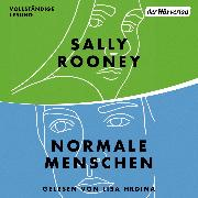 Cover-Bild zu Rooney, Sally: Normale Menschen (Audio Download)
