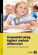 Cover-Bild zu Grammatiktraining Englisch 5. Klasse (eBook) von Hoof, Hanna