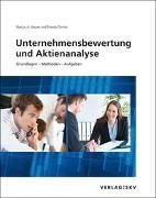Cover-Bild zu Unternehmensbewertung und Aktienanalyse, Grundlagen - Methoden - Aufgaben, Bundle mit digitalen Lösungen von Turnes, Ernesto