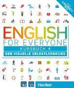 Cover-Bild zu English for Everyone 4 - Kursbuch von Dorling Kindersley (Hrsg.)