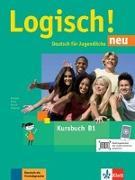 Cover-Bild zu Logisch! neu B1. Kursbuch mit Audios zum Download von Dengler, Stefanie