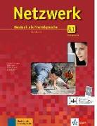 Cover-Bild zu Netzwerk A1 - Kursbuch mit 2 Audio-CDs von Rusch, Paul