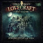 Cover-Bild zu Lovecraft - Chroniken des Grauens, Akte 3: Die namenlose Stadt (Audio Download)