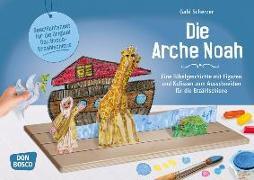 Cover-Bild zu Die Arche Noah von Scherzer, Gabi