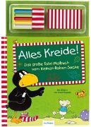 Cover-Bild zu Der kleine Rabe Socke: Alles Kreide! von Rudolph, Annet