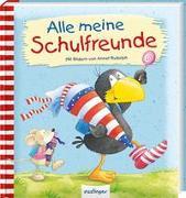 Cover-Bild zu Der kleine Rabe Socke: Alle meine Schulfreunde von Rudolph, Annet (Illustr.)