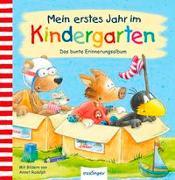 Cover-Bild zu Der kleine Rabe Socke: Mein erstes Jahr im Kindergarten von Rudolph, Annet (Illustr.)