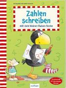 Cover-Bild zu Der kleine Rabe Socke: Zahlen schreiben mit dem kleinen Raben Socke von Rudolph, Annet (Illustr.)