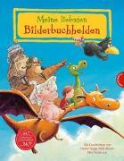 Cover-Bild zu Meine liebsten Bilderbuchhelden von Moost, Nele