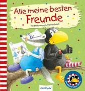 Cover-Bild zu Der kleine Rabe Socke: Alle meine besten Freunde von Rudolph, Annet (Illustr.)