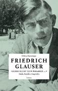 Cover-Bild zu Glauser, Friedrich: «Jeder sucht sein Paradies ...»