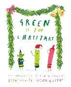 Cover-Bild zu Daywalt, Drew: Green Is for Christmas