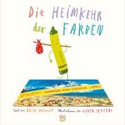 Cover-Bild zu Daywalt, Drew: Die Heimkehr der Farben