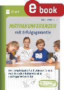 Cover-Bild zu Mathekonferenzen mit Erfolgsgarantie (eBook) von Pohlmann, Stefanie