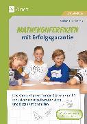 Cover-Bild zu Mathekonferenzen mit Erfolgsgarantie von Pohlmann, Stefanie