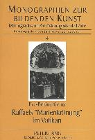 Cover-Bild zu Krems, Eva-Bettina: Raffaels «Marienkrönung» im Vatikan
