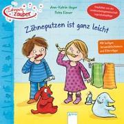 Cover-Bild zu Ann-Katrin, Heger: Zahnputzzauber. Zähneputzen ist ganz leicht
