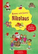 Cover-Bild zu Klein, Suse: Komm, wir feiern! Nikolaus