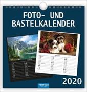 Cover-Bild zu Foto- und Bastelkalender medium 2020