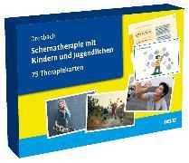 Cover-Bild zu Schematherapie mit Kindern und Jugendlichen von Dresbach, Eva