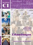 Cover-Bild zu Erkundungen Deutsch als Fremdsprache C1: Integriertes Kurs- und Arbeitsbuch von Buscha, Anne