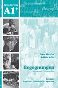 Cover-Bild zu Begegnungen Deutsch als Fremdsprache A1+: Glossar von Buscha, Anne