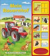Cover-Bild zu Phoenix International Publications Germany GmbH (Hrsg.): Klappen-Geräusche-Buch, Mein Bauernhof